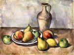 Pears, Peaches, and Pitcher
