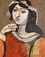 Portrait of Ahko