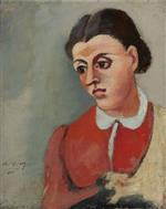 Portrait of Vartoosh 1936-1937