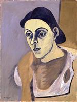 Portrait of Vartoosh