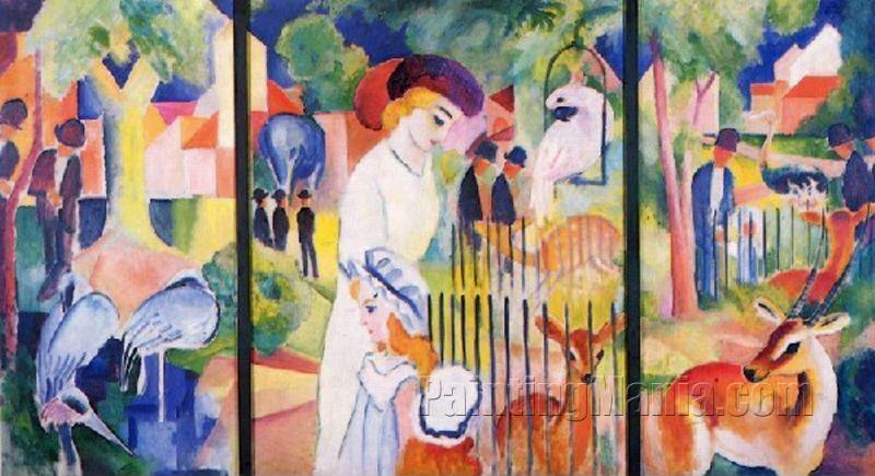A Zoological Garden