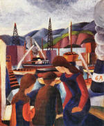Children at the Port (I)