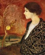 Portrait of Elisabeth Gerhardt