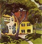 Staudacher's House at Tegernsee