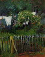 Waesche im Garten in Kandern