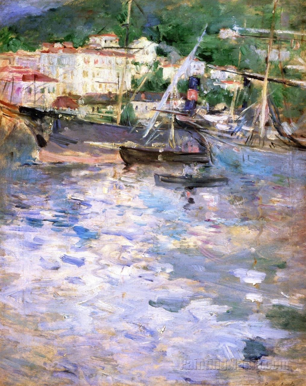 Harbor at Nice