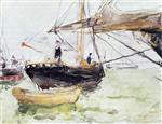 Aboard a Yacht