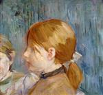 Jeannie's Head (Tete de Jeannie)