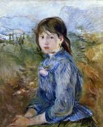 The Little Girl from Nice, Celestine