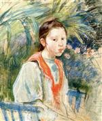 Portrait of Marthe Givaudon