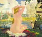 Bathing 1921