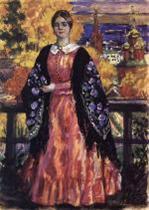 Mercahnt's Wife 1915