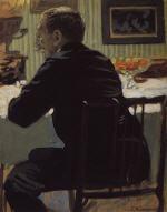 Portrait of L.S. Bakst