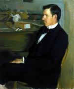 Portrait of M.I. Heylik