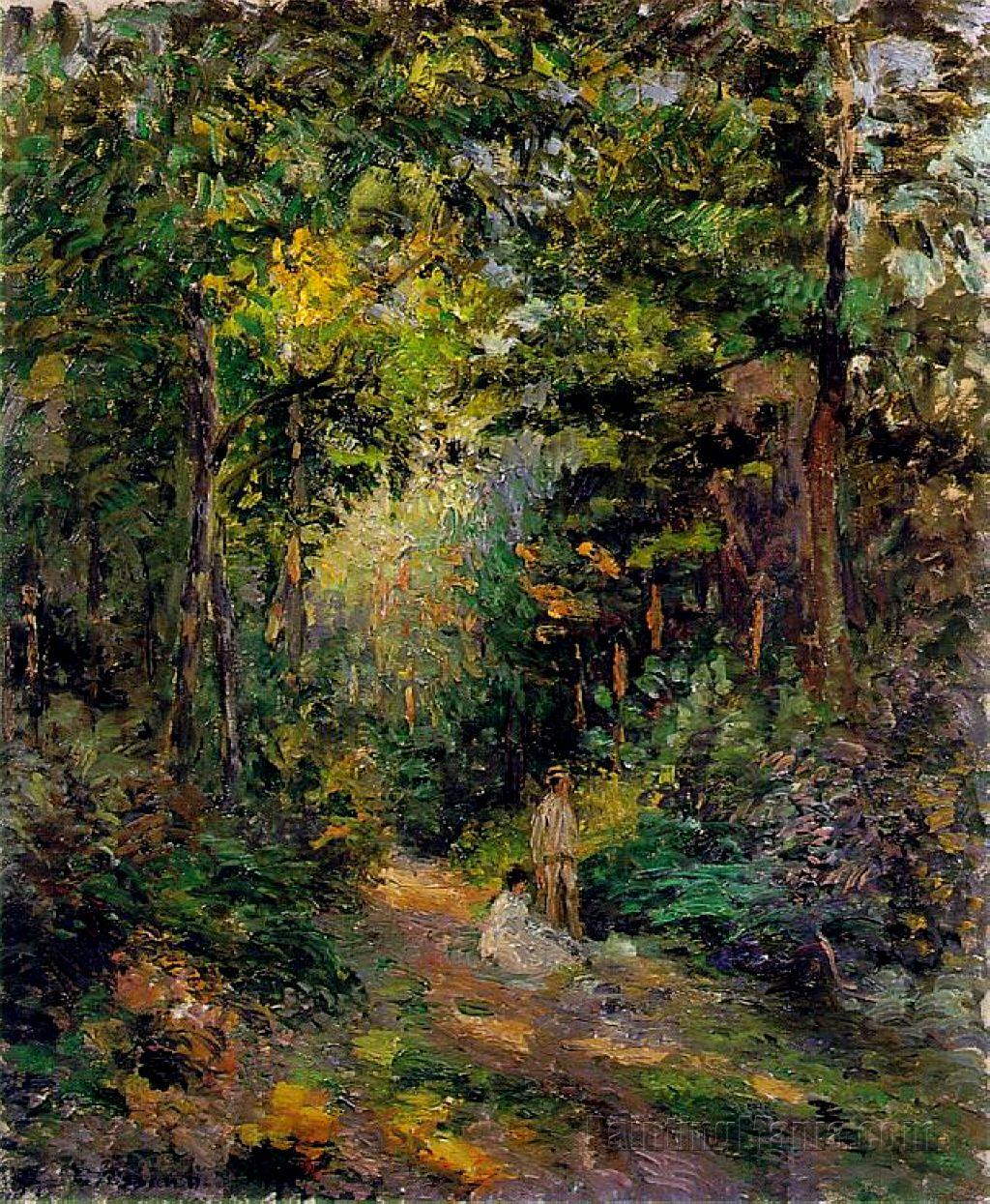 Autumn (Path in the Woods)