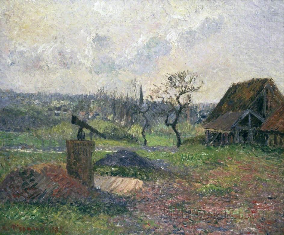 Brick Kiln, Eragny