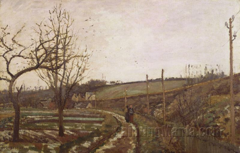 Winter Landscape 1873