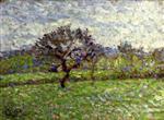 An Apple Tree at Eragny