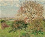 Autumn Morning at Eragny