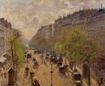 Boulevard Montmartre: Spring 1897