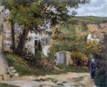 Chemin a L'Hermitage (Paisaje)