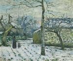 Effet de neige a Montfoucault