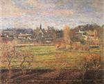 February, Sunrise, Bazincourt
