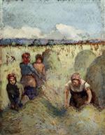 Haymaking 1895