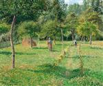 The Orchard at Eragny