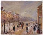 The Outer Boulevards, Snow Effect