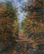 A Path in the Woods, Pontoise
