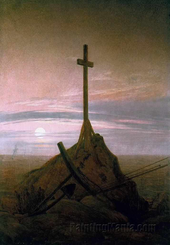 Cross Beside The Baltic 1815