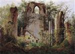 Ruins of Eldena, near Greifswald