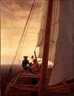On a Sailing Ship