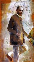 An Impressionist (Tom Roberts)
