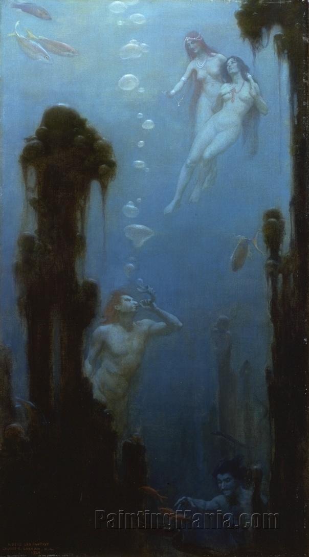 A Deep Sea Fantasy