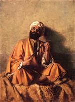 Arab Figure with Simitar