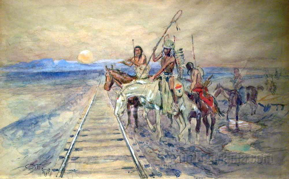 Trail of the Iron Horse