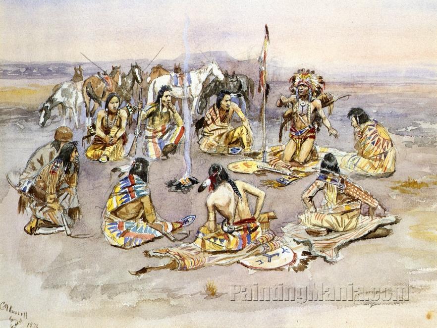 War Council 1895