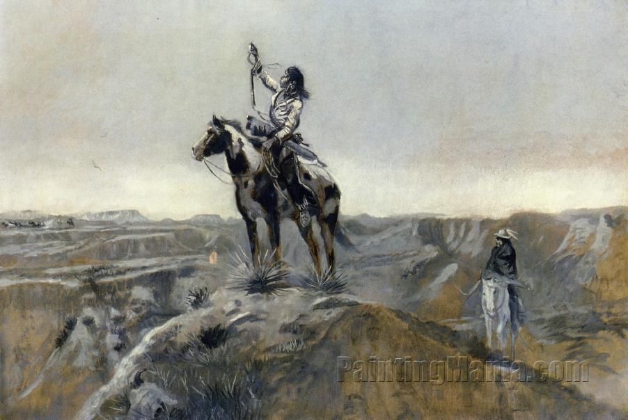 WAR (Indian Telegraphing)