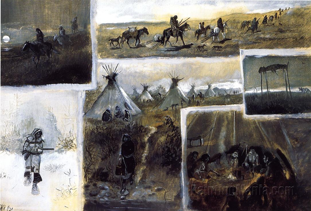 Western Montage