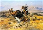 Buffalo Hunt 1898