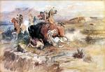 Buffalo Hunt No. 15