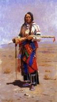 Indian Buck