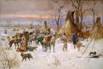 Indian Hunters Return