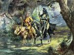 Knight and Jester