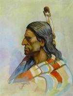 Piegan Indian