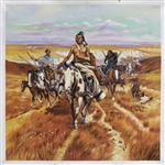 When the Plains Were His