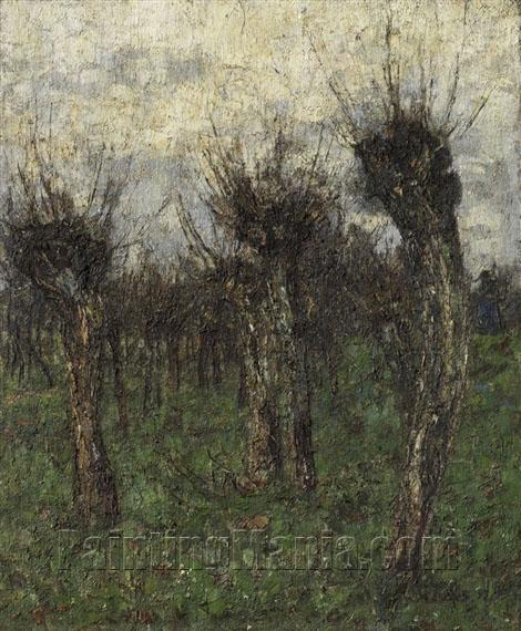 Alte Weiden bei Ehringsdorf