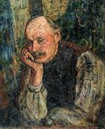 Man with Head Propped